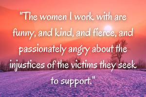 Aurora CEO works with kind and fierce women