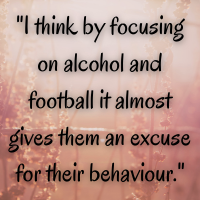 quote about football abuse